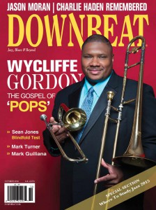 Downbeat Cover photo