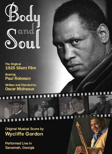 Body and Soul DVD cover