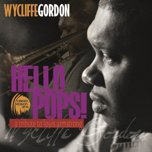 Hello Pops! vinyl album cover
