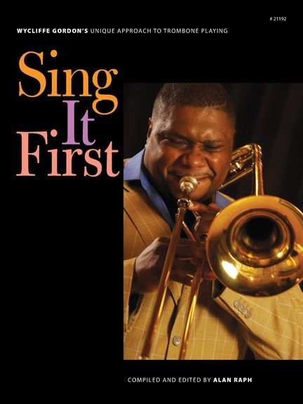Sing It First book cover